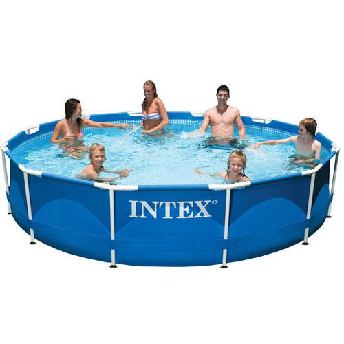 Intex Frame rotonda 366
