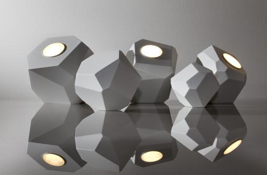 Lampada Kepler Lamp - Umberto Dattola
