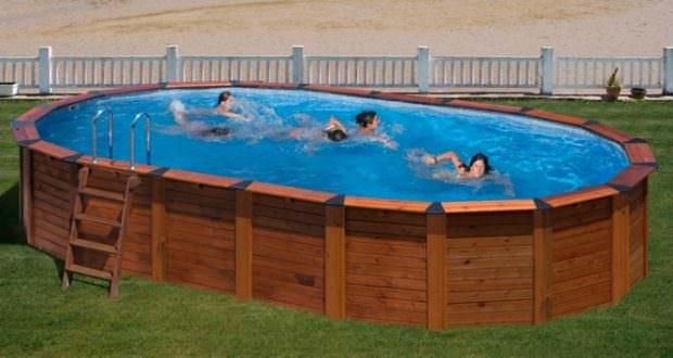piscine fuoriterra auto portanti