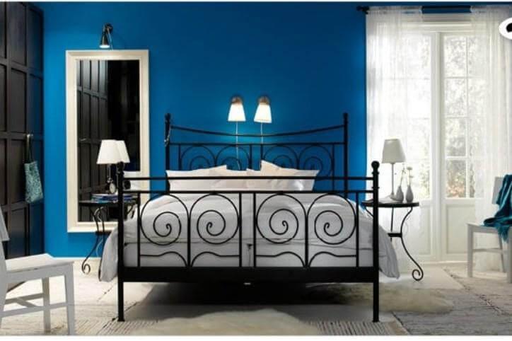 Idee per scegliere i colori della camera da letto | ConsigliCasa