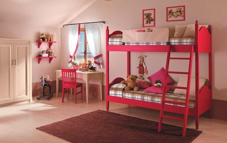 Come scegliere il letto a castello per la cameretta ...