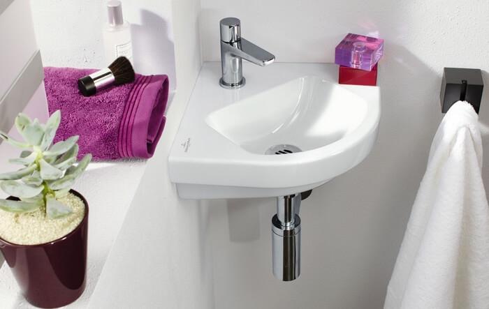 lavabi angolari design