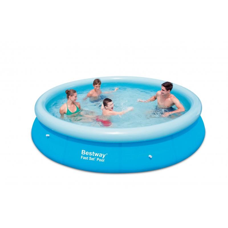 piscina-autoportante-fast-set-57032-bestway-fuori-terra