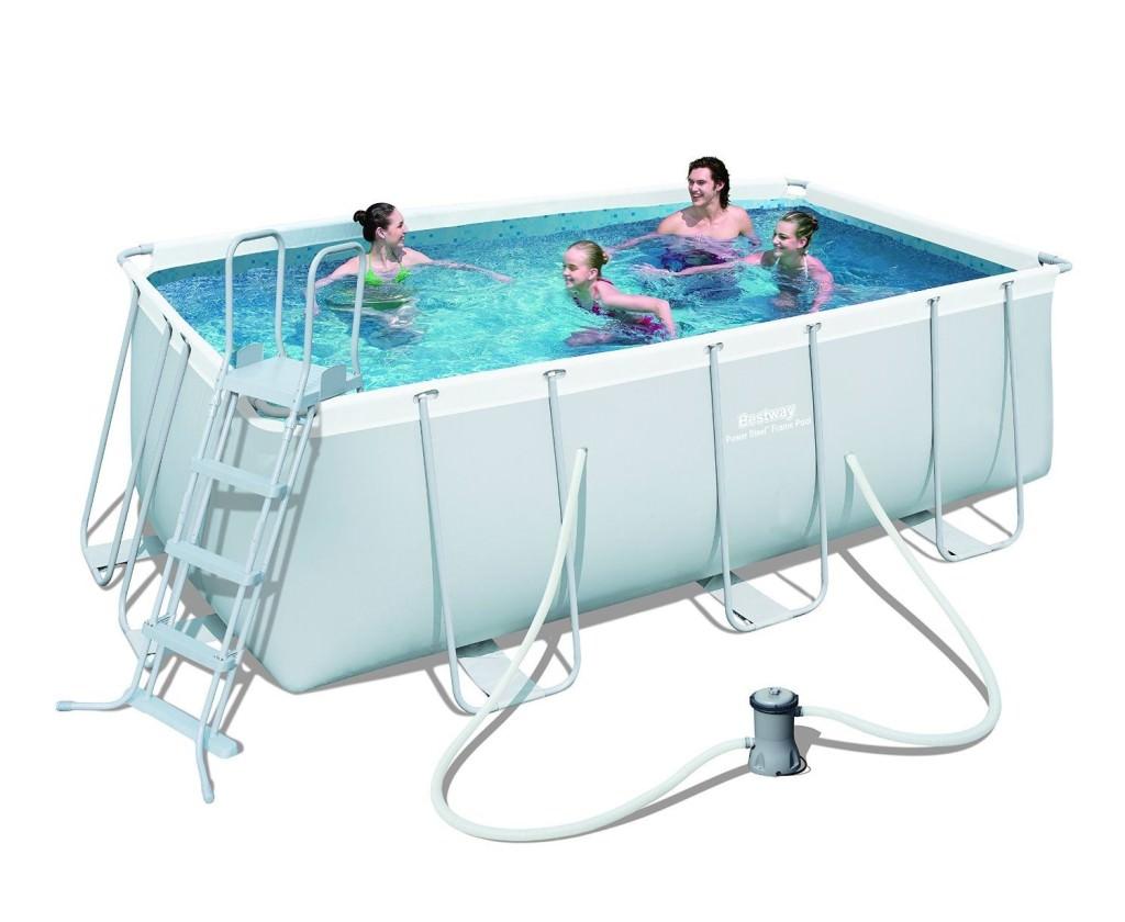 piscina fuori terra bestway rettangolare 56456