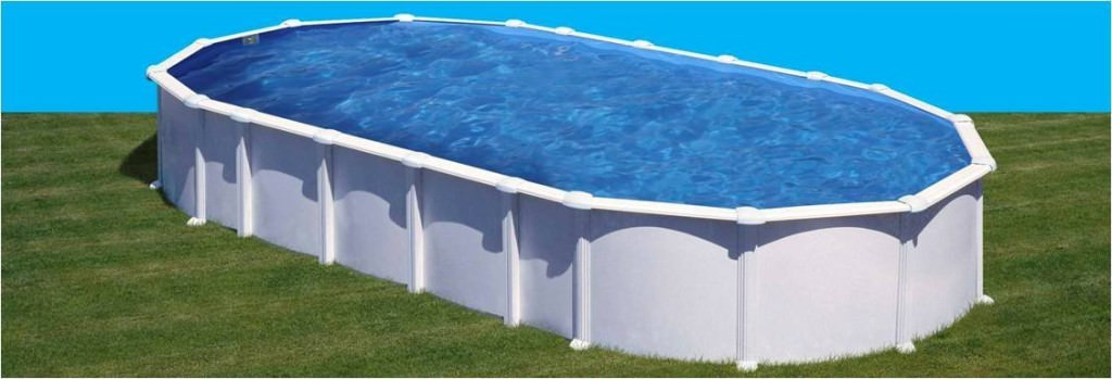 piscina fuori terra elegante Gre dream pool