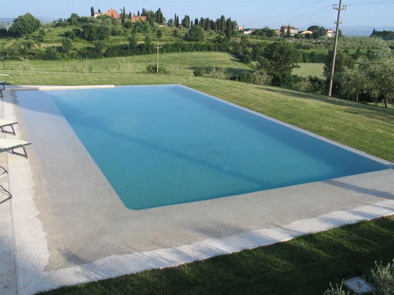 piscine a sfioro