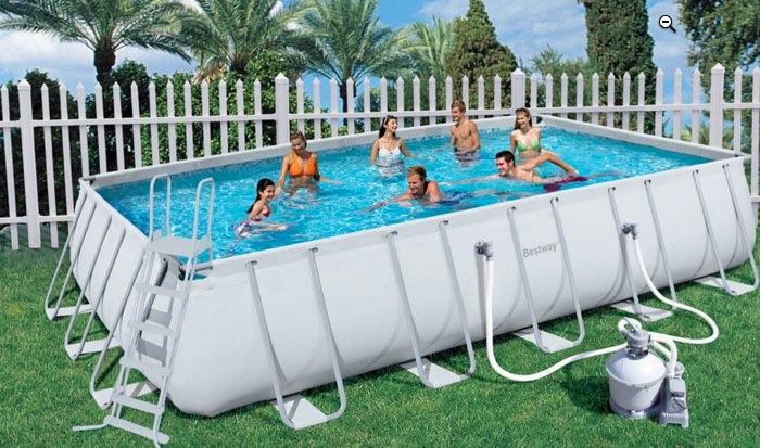 piscine fuori terra bestway offerte