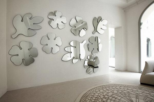 specchi soggiorno design